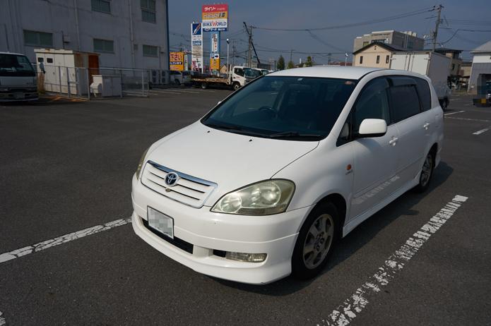 TOM23納車記念 キャンピングカー購入記 〜その1〜
